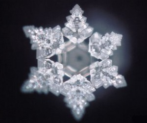 water crystal